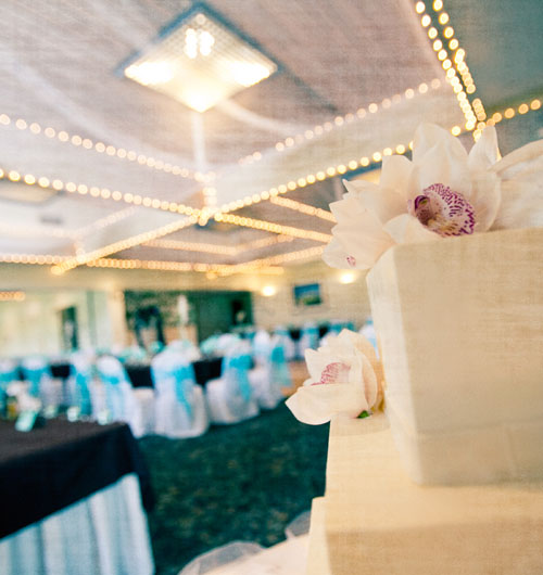 Orange County Anaheim Wedding at the Greenside Cafe